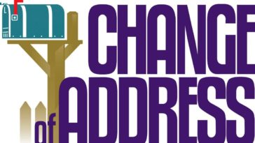 change+of+address
