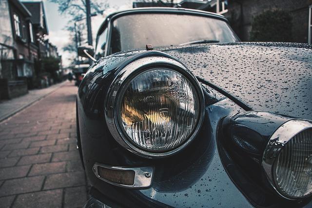 headlight photo