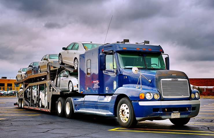 event car transport