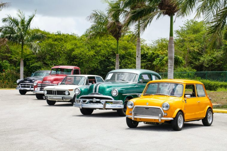 How to Start a Classic Car Collection