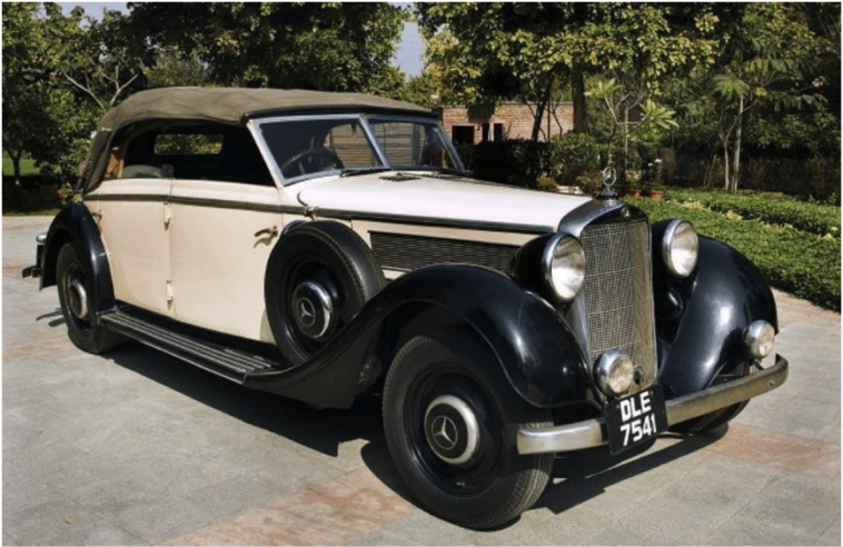 Sudhir Choudhrie: Owner of the World's Largest Private Vintage Car Collection