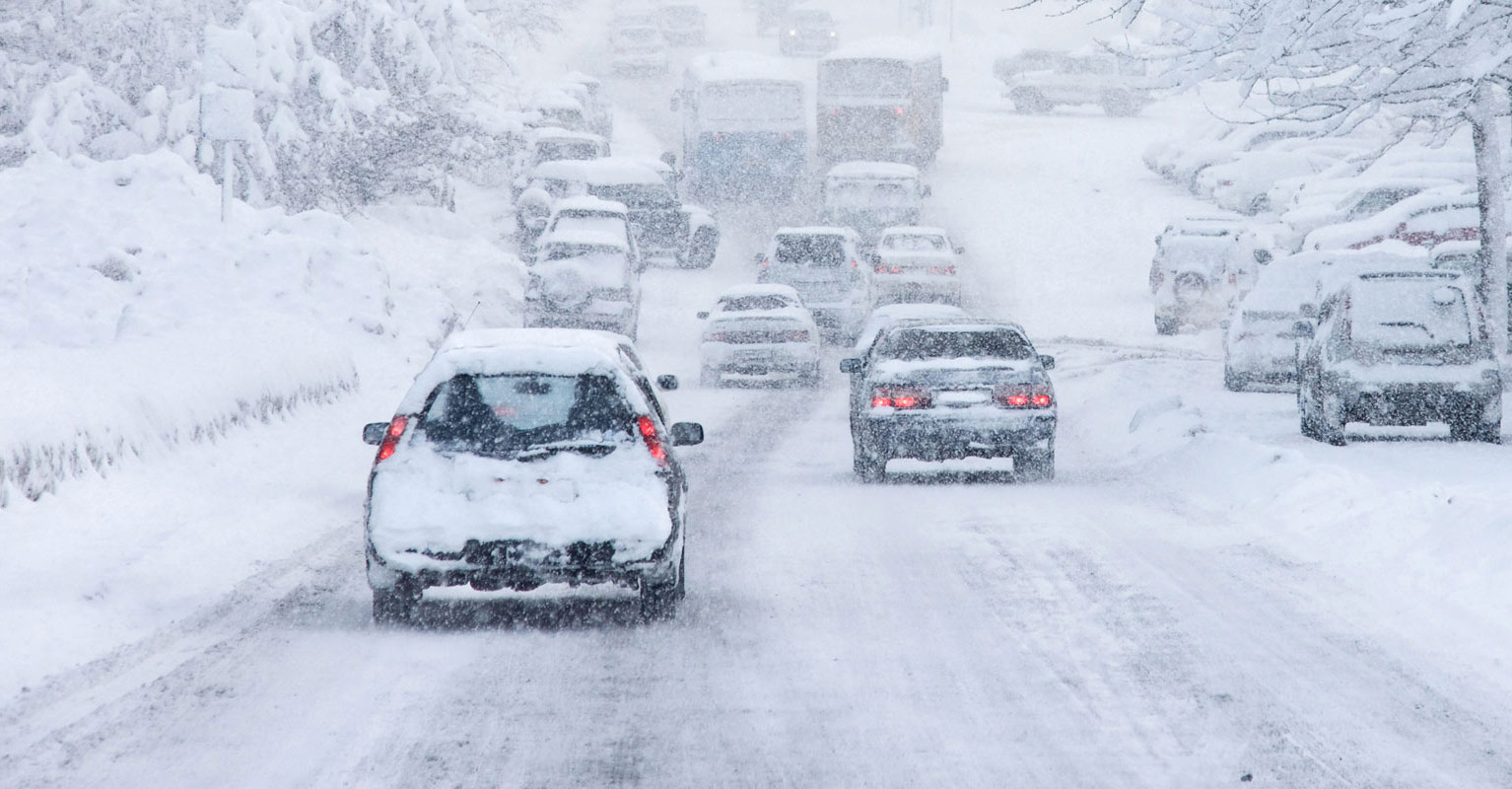 Winter Driving-Peter Vitale's Tips
